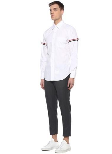 Thom Browne Gömlek Beyaz